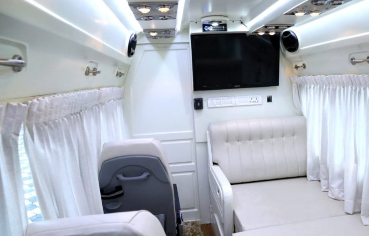 Kalapuraparambil Caravan Interior Traveller Modification Expert In Kerala