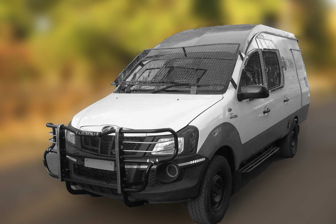 cash van building expert in Kerala South India