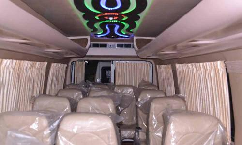traveller interior led lighting curtains silky